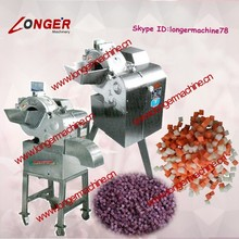Automatic Fruit and Vegetable Cube Cutter Potato Cutting and Dicing Machine