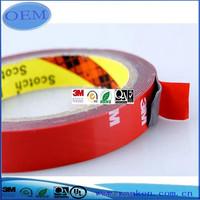 3M gray PE acrylic foam tape for car emblem