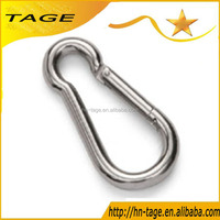 high quality stainless steel snap hook fishing