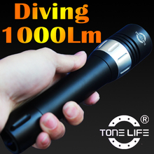 Tonelife TL2101 TOSHIBA Style Diving Torch Lamp