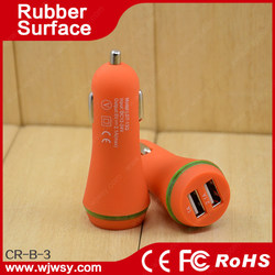 Mini usb car charger for iphone 3GS 4GS with high quality
