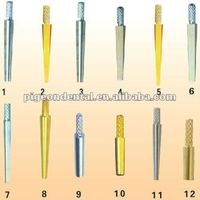 1501-0101 dental brass dowel pins