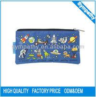 non woven colouful cheap pencil case,design your own pencil case