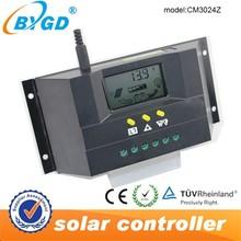 controller solar PWM Regulador 30 Amperes 12/24 voltstreet light SC3024Z