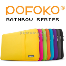 Hot sell fashion neoprene Laptop Sleeve carry Case Bag Pouch Cover