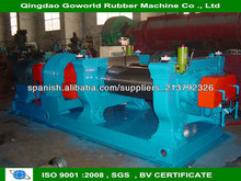 reciclaje de neumáticos semi automática para la línea de producción de polvo de caucho