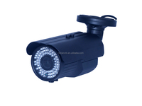 HD high definition security camera surveillance 5-50mm vari-focal ir bullet camera outdoor good night vision OSD WDR HLC