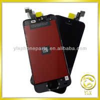 For iphone 5S Lcd Digitizer Replacement Black Good Quality