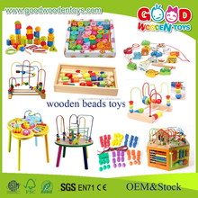 early learning toys colorful beads wooden learning toys educational beads learning toys