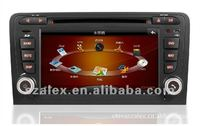 Car DVD Player with GPS Bluetooth For Audi A3 2003 to 2013