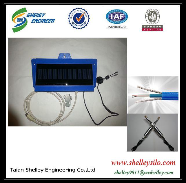 Moisture Monitoring System : Silo accessories maize temperature moisture