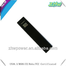 Super fast portable moile phone battery 2200mah/2600mah 5V 1.0A battery accessory with competitive price for promotion