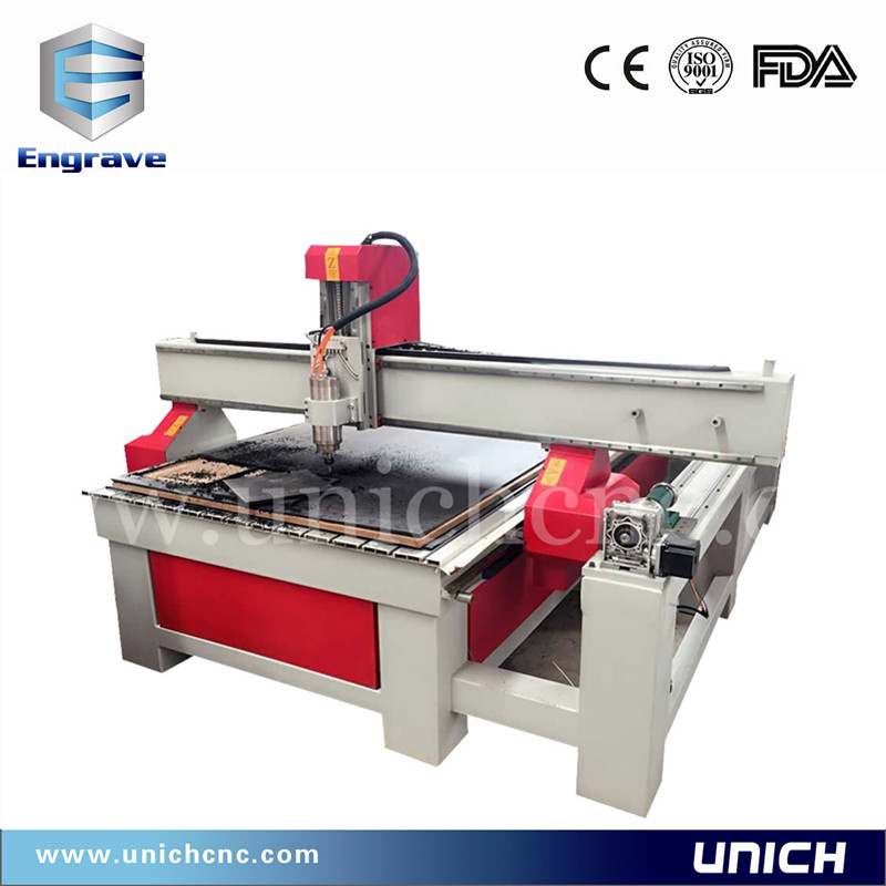 Unich High Speed 4 Axis Cnc Router Woodworking/cnc Granite ...