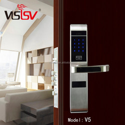VISISV Electronic swipe card lock password door lock