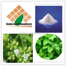 High Quality Bulk Pure Stevia Extract/stevioside/rebaudioside 98% stevia/Organic Stevia extract Powder
