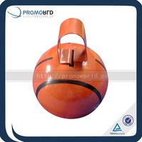 2015 Custom Made Basketball Cow Bell For Promotion