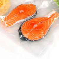 food vacuum plastic bags wholesale for foot packing