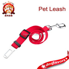 Car fixed seat belt for travel necessary, pet dog leash