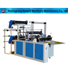 Popular hot sale Computer Heat-sealing & Cold-cutting Bag-making Machine (4 lines) simple operation