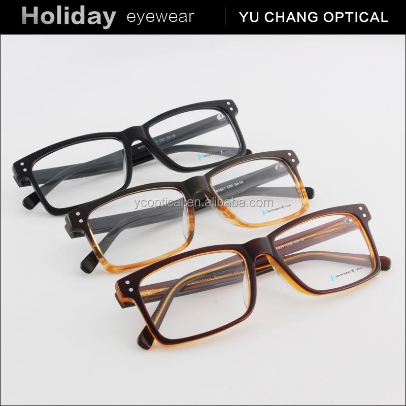hotsell 2015 acetate eyewear frame handmade custom