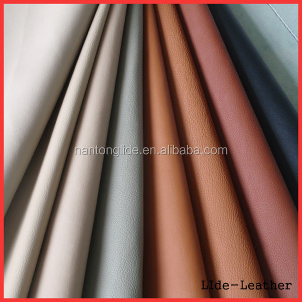 PVC and PU leather for car/sofa/furniture/gament/shoe/bag in Nantong