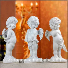 2014 China Supplier hot new products resin Cupid chubut,wholesale resin angels figurines