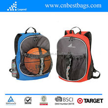 2014 new design sports backpack for basketball
