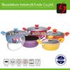2015 as seen tv hot sell kitchen king cookware
