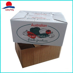 High Quality Fruit And Vegetable Packaging Box