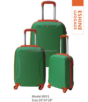 8031# Cheap Luggage Sets For Sale With Popular Color Green