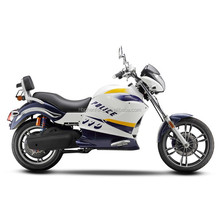 72v 5000w electric motorcycle for police use