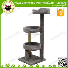3 level cat perch, kitten play cat perch, deluxe sisal cat perch