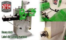 NI-250 Label die cutting machine