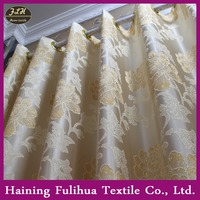Latest designs of curtains fancy curtain designs cheap jacquard curtain