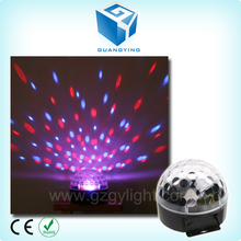 hot selling Mini LED Magic Crystal Ball,stage light for KTV,club ,disco light ball