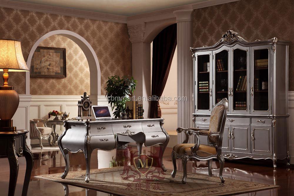 Italie style marque nouvelle chambre coucher meubles royale de luxe chambre meubles set or Set de chambre king noir