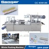 DPP-250P vials blister packing machine