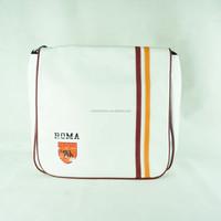 Latest PU leather sport bag ,Italian leather shoulder bag for men Guangdong factory 2015