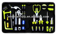 CF596009: 15pcs household tool kit in nylon bag