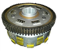 CG260 Clutch Part, motorcycle clutch assembly