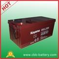 koyama vrla agm recarregável ups bateria de armazenamento 200 ah 12v