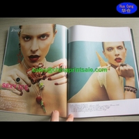 Digital Magazine Printing Type and Offset paper,Art Paper Paper Type newspaper printing service