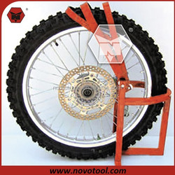 2014 New Design High Quality Steel Wheel Nest Motorcycle Stand