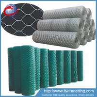anping professional manufacture lowest price 1/2 inch hexagonal wire mesh
