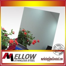 Foshan Mellow 201 Super Mirror Stainless Steel Sheet/Coil For Elevator Interior/Wall Decoration