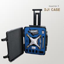 DJI Case for phantom 3 /DJI Phantom 3 Case Hard Waterproof Case for NEW DJI Phantom 3 Professional or Advanced