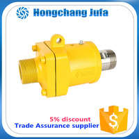 20A aluminum alloy hosing ball joint connector for pipe rotary joint