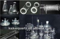 Quartz glass apparatus for labware