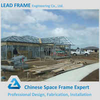 Large Cheap Prefabricated Steel House Made in China