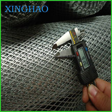 expand wire mesh steel grid mesh/Turtle-shaped Low carbon expanded metal mesh
